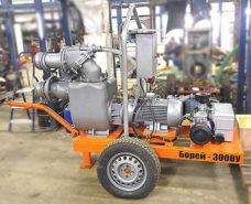 Электрическая мотопомпа Борей 300 ВУ