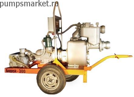 Электрическая мотопомпа Борей 300